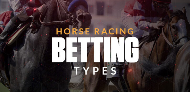 What Are The Types Of Horse Racing Bets?